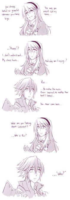 For those of you who shipped Inigo and Avatar (I think)... </3
