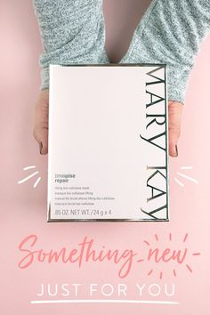 Something new, just for you! The TimeWise Repair® Lifting Bio-Cellulose Mask delivers visible lifting and firming benefits plus an extra boost of precious hydration to your skin. | Mary Kay