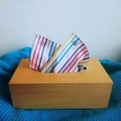 Tuto mouchoir en tissu – Mélie Co(o)p