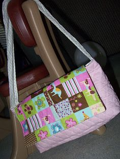 Baby doll diaper bag for your little one