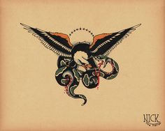 """Sub in a Dove for the eagle and add a banner with """"Wise as serpents and innocent as doves"""""""