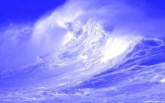 Ecume de vague