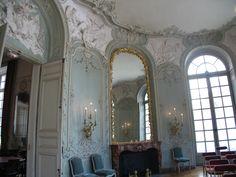 Salon in the Hôtel de Soubise | Flickr - Photo Sharing!