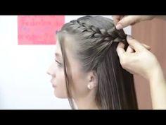 ถักเปีย 5 แบบง่ายๆ แต่สวยมาก 5 Easy Braided Hairstyles - YouTube