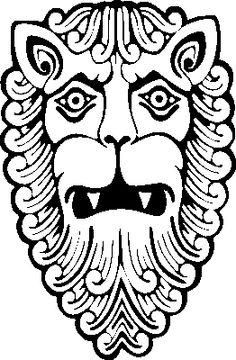 Heraldic clip art gryphon2 | Gravera | Pinterest | Art and Clip art