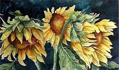 sunflowers in art - Google Search