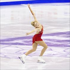 2015 GPF - Gracie Gold Figure Skating Moves, Gracie Gold, Ice Skaters, Team Usa, Sports, Daughters, Hs Sports, Sport
