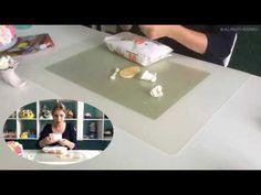 "Букет из зефирной глины ""Фрезия"" ч3/ Flower clay craft tutorial ""Freesia..."