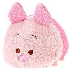 Disney Piglet ''Tsum Tsum'' Plush - Mini - 3 1/2'' Disney Interactive Studios http://www.amazon.com/dp/B00LI88QO0/ref=cm_sw_r_pi_dp_bFcwub1PGJX4A