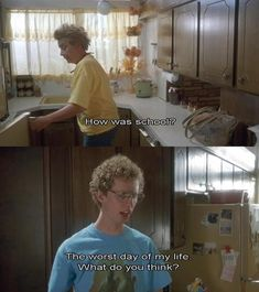 hahaha oh school, napoleon understands you