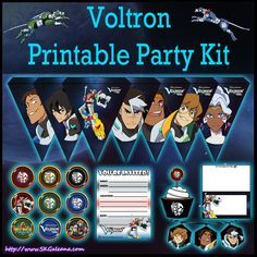 Today, Voltron: Legendary Defenders debuts on Netflix. Thanks to DreamWorks Animation, the classic Voltron show. one of the most popular fan-favorite shows of all time, is reimagined into an all-ne…