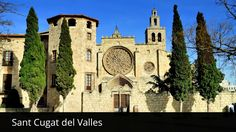 Places to see in ( Sant Cugat del Valles - Spain ) Sant Cugat del Vallès is a town and municipality north of Barcelona in Catalonia Spain. Known as Castrum Octavianum in antiquity Sant Cugat del Valles is named after Saint Cucuphas who is said to have been martyred on the spot now occupied by its medieval monastery. The final part of Sant Cugat del Valles toponym del Vallès is a reference to the historical county where the town is situated Vallès. Sant Cugat del Valles has become an affluent…
