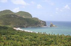 Dennery, St. Lucia.