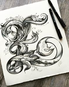 Final-E. Sunshine-E happil-E inkil-E. Tattoo Lettering Styles, Hand Lettering Fonts, Graffiti Lettering, Creative Lettering, Tattoo Fonts, Lettering Design, Typography Drawing, Typography Alphabet, Typography Love