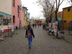 El Caminito. #BuenosAires #Argentina