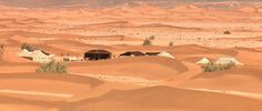 Erg Chigaga Luxury Desert Camp (run by Nick and Bobo): Desert trips, camel trekking and luxury accommodation in the Sahara Desert of Morocco
