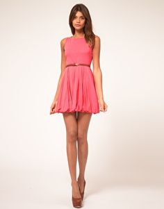 ASOS Tank dress with puffball skirt <3 loooove!!!!