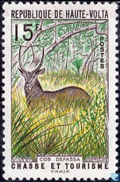 Upper Volta - Hunting and tourism 1962