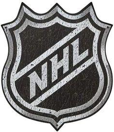 Pottery Barn Teen NHL® Metal Sign Baseball Scoreboard, Pottery Barn Kids Backpack, Hockey Room, Nhl Logos, Vancouver Canucks, Logo Sign, Pottery Barn Teen, Celebrity Travel, National Hockey League