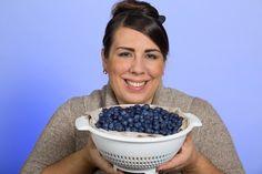 Blueberries may help reduce blood pressure.