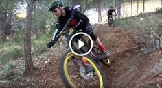 Watch: How To Increase Speed By Following Others – Mountain Bike Skills
