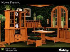 mutske's Hunt Dining - SHS DL