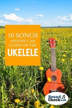 How To Play The Piano 10 Songs Anyone Can Learn on the Ukelele. Want to know how to play the ukelele? Playing the Uke is a fun way to get creative with music. Check out these 10 songs any ukelele beginner can get started on and be the life of the party. Easy Ukelele Songs, Ukulele Songs Beginner, Ukulele Chords Songs, Ukulele Tabs, Guitar Songs, Ukulele Cords, Guitar Art, Music Lessons, Guitar Lessons