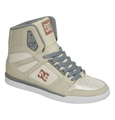 dcshoes Rebound Slim High ADJS100051 - DC Shoes High Shoes, Top Shoes, Dc Shoes Women, Hip Hop Shoes, Rebounding, Shoe Collection, Casual Shoes, Slim, Sneakers