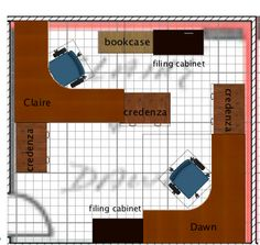 Why creating a floor plan is essential. #organize #redesign