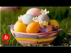 How to Make a Woven Homemade Easter Basket | Crafts | Babble