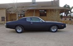 I owned one these I miss her Dodge Charger SE 73