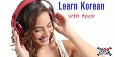 Learn Korean with Kpop. #Kpop #K-pop #learn_korean