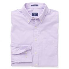 Gant | Washed Pinpoint Oxford Shirt | £80