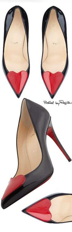 CHRISTIAN LOUBOUTIN   Valentine's day shoes   shoes 1