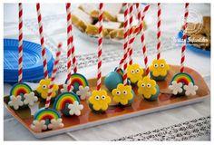 Cakepops de Baby TV