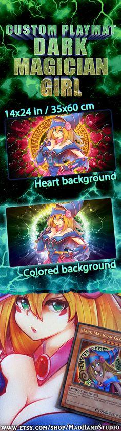 Yu-Gi-Oh Free Bag GX Anime Playmat Yubel Trading Card Game CCG TCG OCG Mat