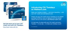 Spend $100 Get $10 Gift Card: Citi Tuesdays On Walmart.com - Michael W Travels...