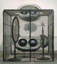 Louise Bourgeois – Distruzione del padre e altri frammenti « Gli occhi di Blimunda