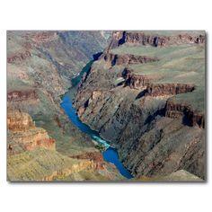 Colorado River Rapids Grand Canyon National Park