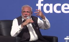 Facebook Hosts Indian Prime Minister Modi As Silicon Valley Thirsts For India-(www.computechtechnologyservices.com)-