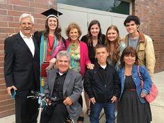 Mollys Graduation 2016 Matt Roloff, Tori Roloff, Jeremy And Audrey, Roloff Family, Little People Big World, 19 Kids And Counting, Stage Show, Me Tv, Special People