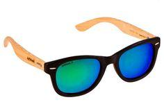 Γυαλια Ηλιου  Artwood Milano Bambooline 1 MP200 BLKGRMP Black  - Green Mirror Polarized - bamboo Τιμή: 99,00 € Wayfarer, Ray Bans, Sunglasses, Eyes, Shopping, Style, Swag, Shades, Wayfarer Sunglasses