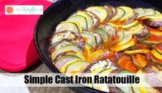 How To Clean and Season a Cast Iron Skillet - The Kreative Life Rusted Cast Iron Skillet, Season Cast Iron Skillet, Cleaning Cast Iron Pans, Skillet Chocolate Chip Cookie, Seasoning Cast Iron, Yellow Squash And Zucchini, Cast Iron Recipes, French Dishes, Household Cleaning Tips