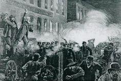 Από το Σικάγο ως τη Βιέννη και την Αθήνα Η γέννηση και τα πρώτα βήματα της κόκκινης Πρωτομαγιάς   του Τάκη Κατσιμάρδου #labour #labor #employment #history #May http://fractalart.gr/ergatiki-protomagia-1/