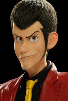Old Anime, Manga Anime, Ghibli, Lupin The Third, Cartoon Fan, Modelos 3d, I Gen, Cosplay, 3d Max