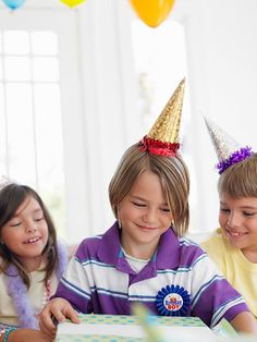 la 9 Year Olds, Party Games, Kid Games, Invitations, Fiestas