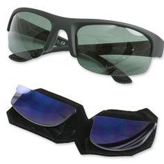 Óculos de Sol Masculino Emporio Armani Prata e Laranja com Cinza ... 4f6c10fa73