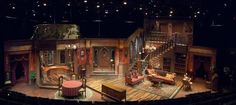 Image result for arsenic and old lace set design
