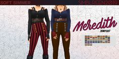 *yells in simmlish* The Sims, Sims 4 Dresses, Sims 4 Characters, Sims 4 Mm Cc, Sims 4 Cc Finds, Sims 4 Clothing, Sims Mods, Ts4 Cc, Sims 4 Custom Content