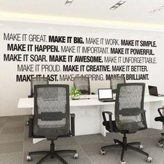 Office Wall Art.